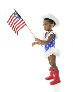 fourth of july tiny patriot