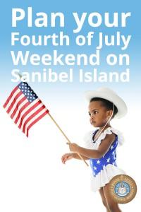 fourth of july weekend on Sanibel Island