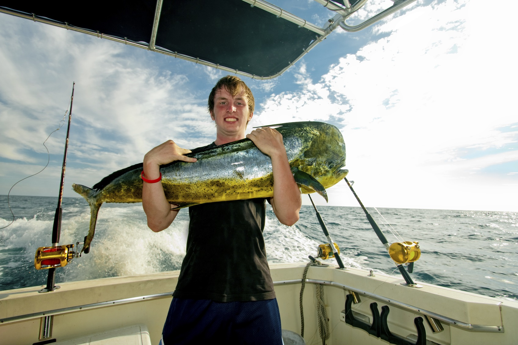 7 great reasons to choose saltwater fishing for Port a fishing