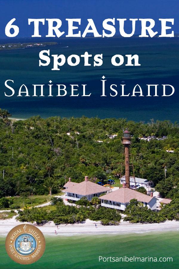 6 Treasure Spots On Sanibel Island