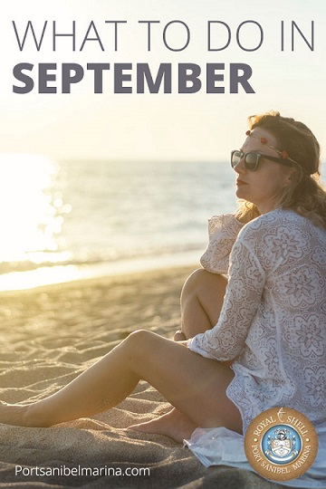 Sanibel offers many fun activities for visiting the island in September.