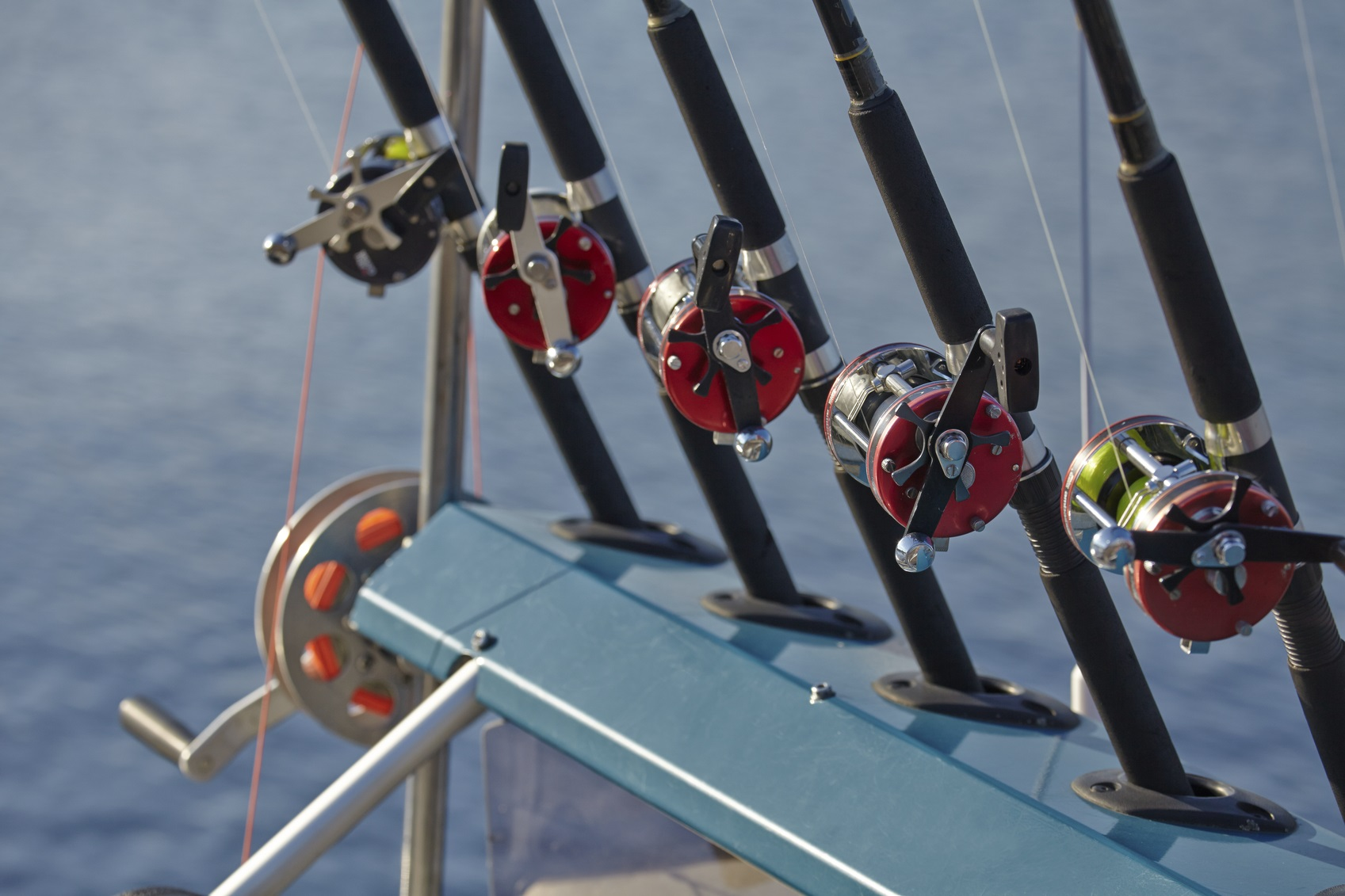 saltwater fishing tips for rods and reels