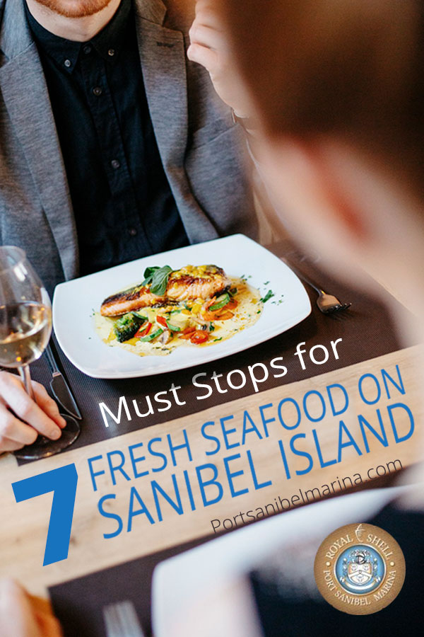 Fresh Seafood Pinterest Pin