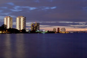 Fort Myers riverfront view