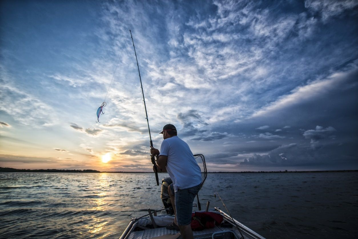 Gifts for fishing/hunting/movie/music guy