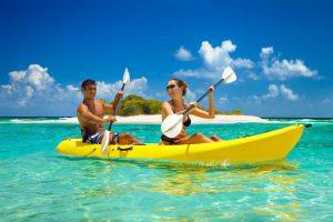 kayaking Sanibel Island experiences