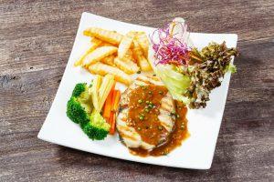 grilled Kingfish