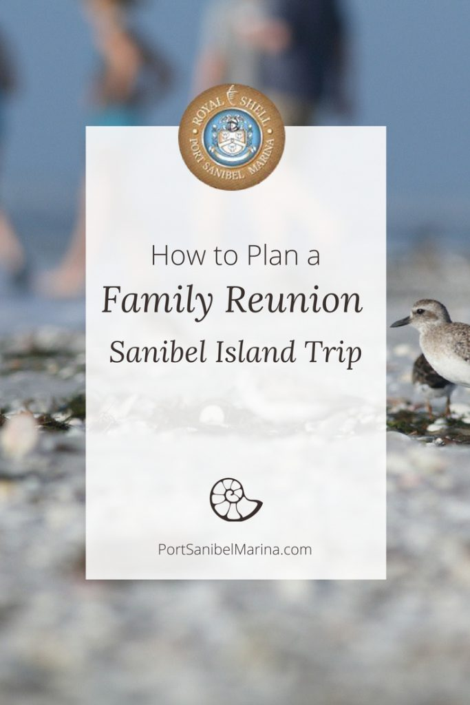 family reunion sanibel island