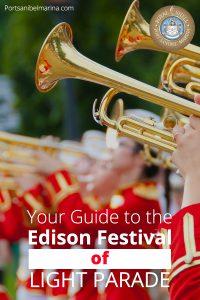 Edison festival of light parade 2017