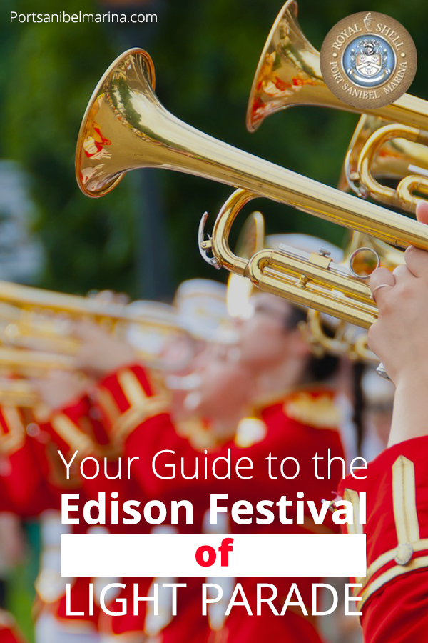 Edison festival of light parade 2017
