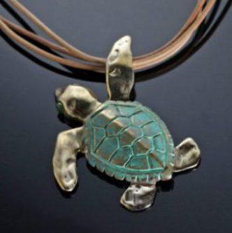 anisa stewart turtle jewelry