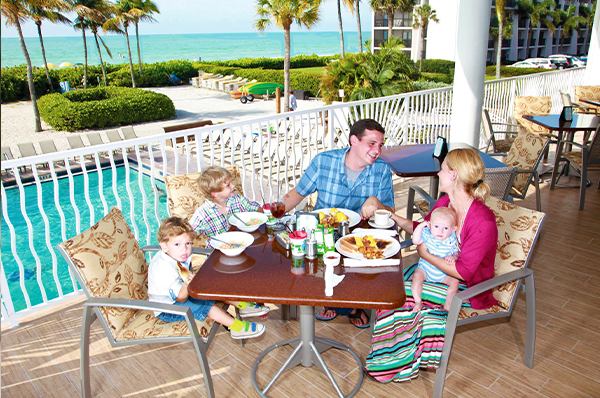 What Makes Sunday Brunch on Sanibel Island Special?